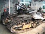 Китайские фанаты «Трансформеров» построили танк