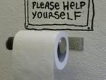 Молодой немецкий политик воровал туалетную бумагу