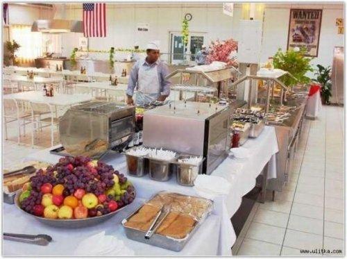 Еда в армии у солдат в США и России