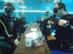 Немцы резались в карты под водой 36 часов