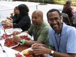 Чемпионат по поеданию раков в Новом Орлеане