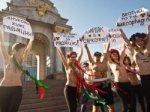 Акция FEMEN в Киеве закончилась трагически