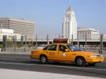 Американцы на такси добрались из Нью-Йорка до Лос-Анжелиса