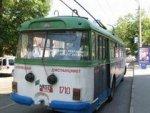 В Крыму появится троллейбус для частных поездок