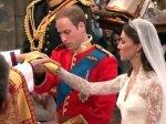 Принц Уильям и Кейт Миддлтон поженились