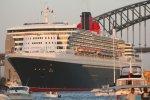 Незаконные эмигранты прибыли в США на роскошном лайнере