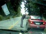 Семилетний сын угнал машину, чтобы повидать отца
