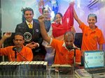 Студенты из Доминиканской республики 300 часов читали вслух