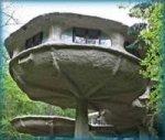 В США продаются дома-грибы