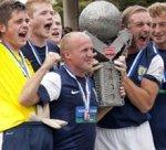 Шотландские бомжи лучше всех в мире играют в футбол