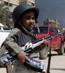 Сомалийские дети выиграли на конкурсе оружие