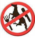 Власти Англии предупреждают о запрете на поедание лошадей