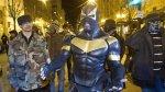 Супергерой Феникс Джонс предал своё общество