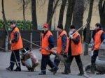 Охрана Медведева тщательно маскируется