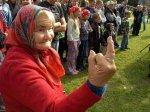 Пожилая жительница Канады арестована за угрозы полиции