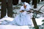 Как применить свадебное платье бывшей жены