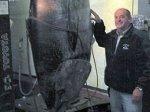 Огромного тунца на 400 кг конфисковали власти