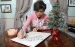 13-летняя девочка погрозила убить Деда Мороза