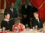 Еда для Саркози обходится казне в 15 тыс. $ в день