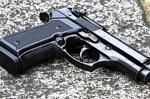 Преступник попытался выкупить у жертв свой пистолет