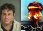 """В США был арестован пьяный """"транспортировщик ядерных бомб"""""""