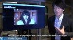 Японцы хотят создать целующие рекламные щиты