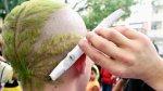 Наркоторговец встретил полицейских с косяком за ухом