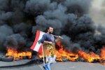 Жители Ливана устроили протест против протестов