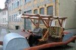 Владельцу «автомобиля Флинтстоунов» запрещено ездить на нём