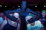 Кинотеатр нанял команду ниндзя, чтобы следить за порядком