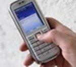 Грабитель попался из-за СМС сообщения