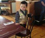 4-летний мальчик стал мэром