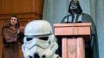 Президентом Украины хочет стать Дарт Вейдер