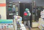 Грабитель ушёл из магазина, не взяв деньги