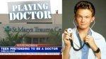 Подросток целый месяц притворялся врачом в госпитале