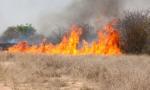 Мужчина устроил пожар, чтобы позвать на помощь