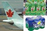 Канадец подал в суд на авиакомпанию из-за лимонада