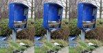 Немец умер, пытаясь взорвать торговый автомат с презервативами