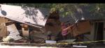 Мужчина разрушил дом соседа бульдозером
