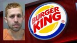 Сбежав из тюрьмы, мужчина захотел бургер